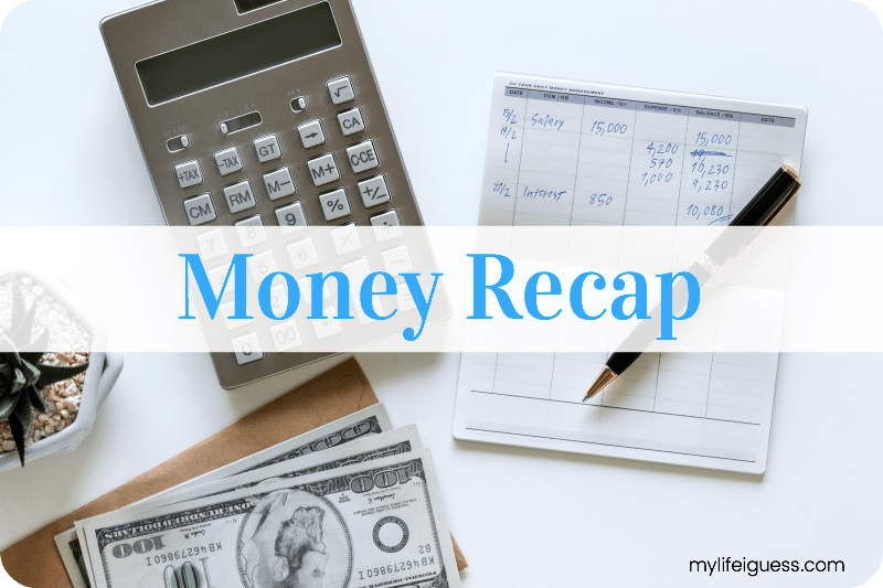 money recap