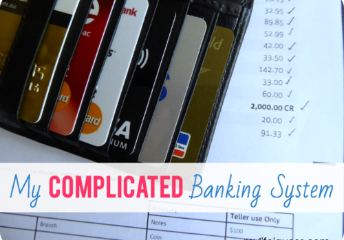 My Complicated Banking System - My Life, I Guess