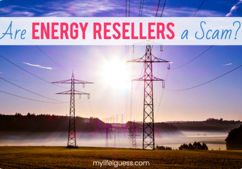 Energy resellers claim they can save customers money on thier utility bills, but customers are saying otherwise. Are Energy Resellers a Scam? - My Life, I Guess...