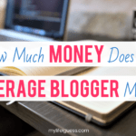How Much Money Does an Average Blogger Make?