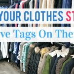 Do Your Clothes Still Have Tags On Them?