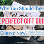 Why You Should Take the Perfect Gift Guides Course Now! (With Discount Coupon Code)