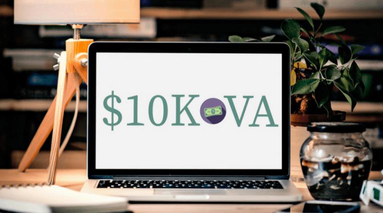 10K VA Course Logo
