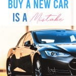 Why Rushing to Buy a New Car is a Mistake