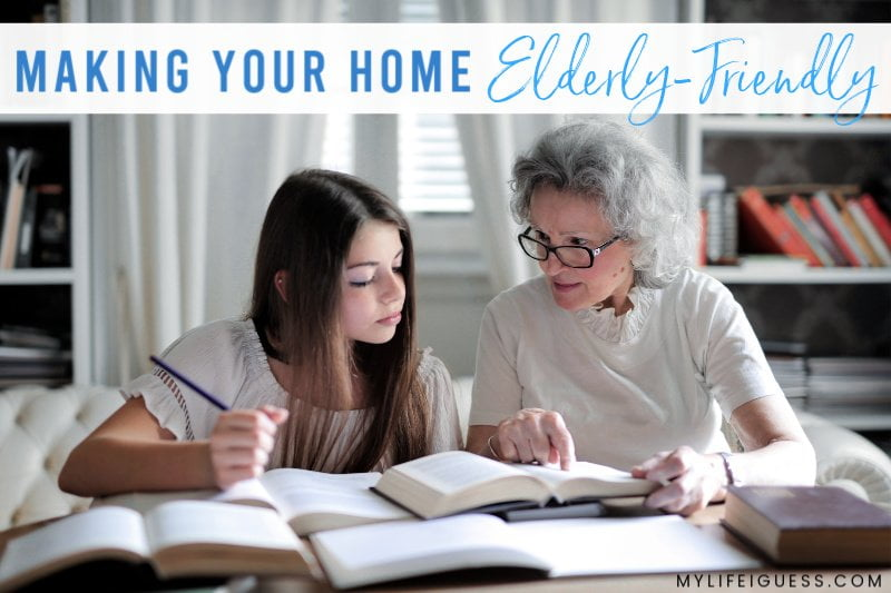 Making Your Home Elderly-Friendly