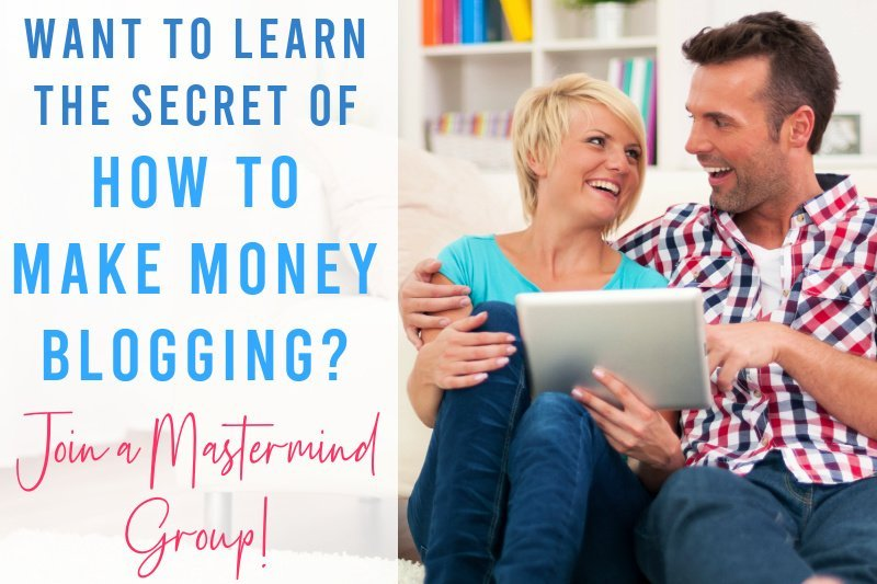 The Secret of How to Make Money Blogging? Join a Mastermind Group!