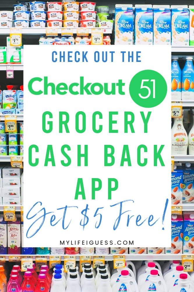 Check Out the Checkout 51 Cash Back App (And Get $5 Free!)