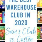 Who is the Best Warehouse Club in 2020: Sam's Club vs. Costco