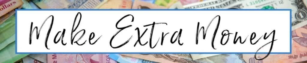 Make Extra Money banner