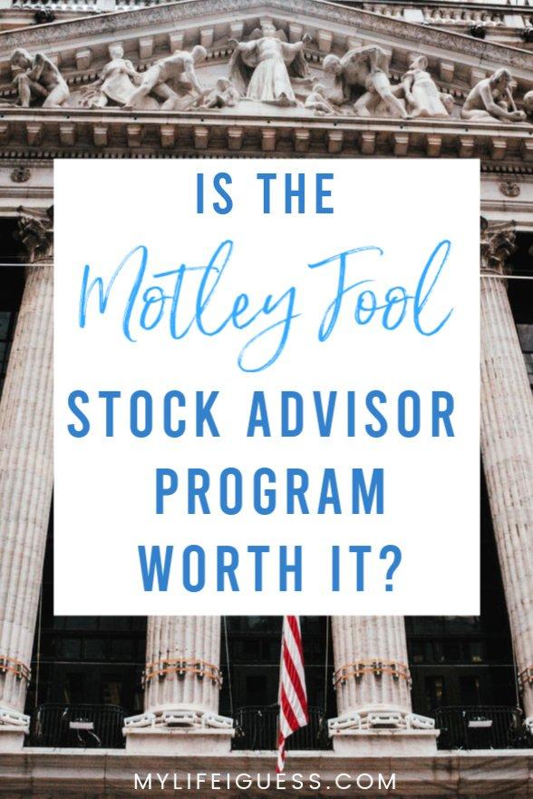 Is the Motley Fool Stock Advisor Program Worth It?