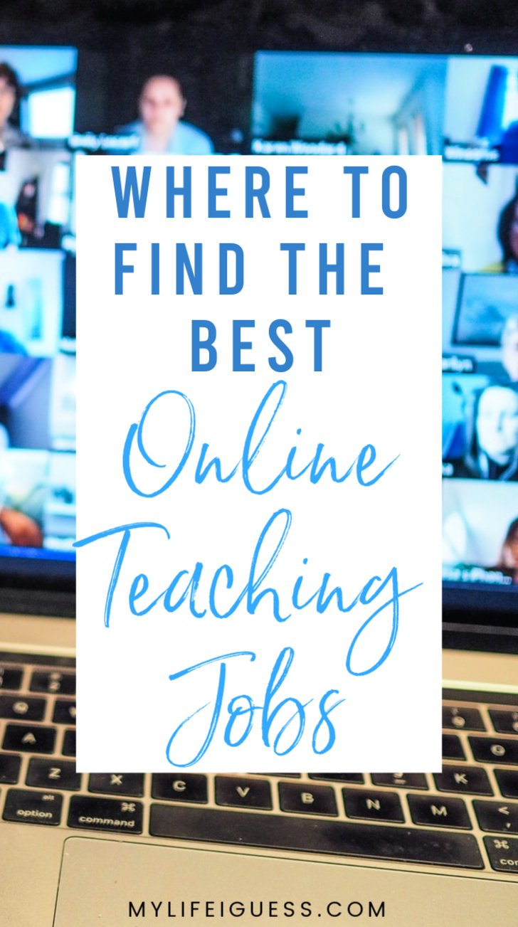 Where to Find the Best Online Teaching Jobs