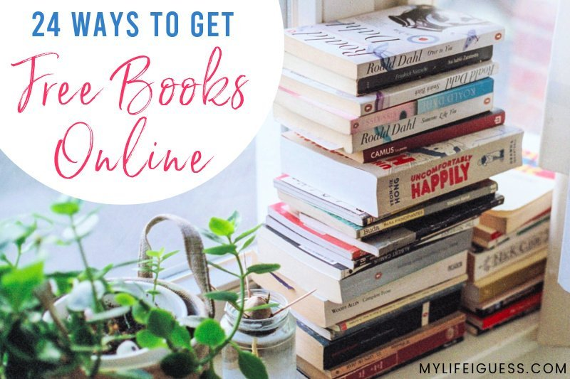 24 Ways to Get Free Books Online in 2020