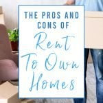 The Pros and Cons of Rent To Own Homes in 2020