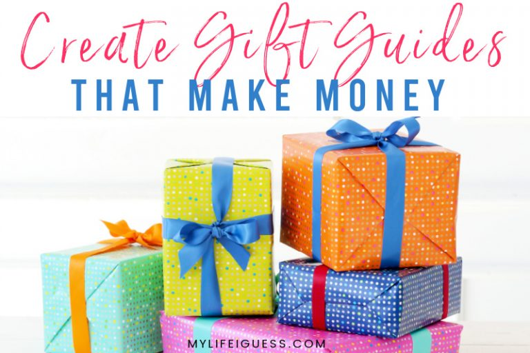 The Secret to Creating Gift Guides that Make Money