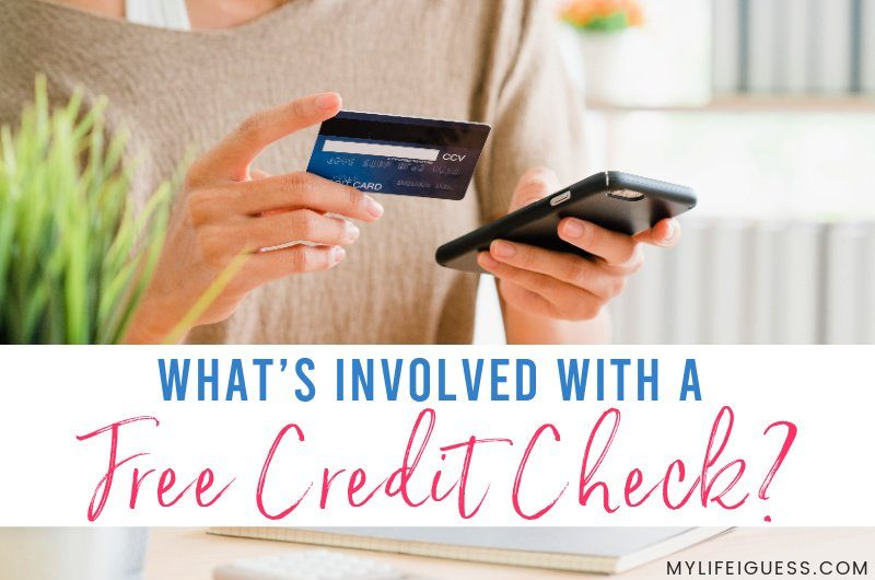 What's Involved with a Free Credit Check?