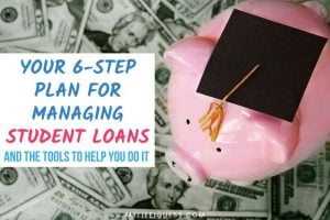 Your 6-Step Plan for Managing Student Loans—and the Tools to Help You Do It