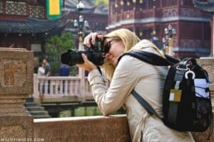 international photopgrapher taking pictures
