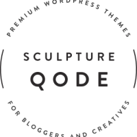 Sculpture Qode - Premium WordPress Themes
