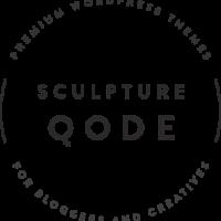Sculpture Qode - Premium WordPress Themes